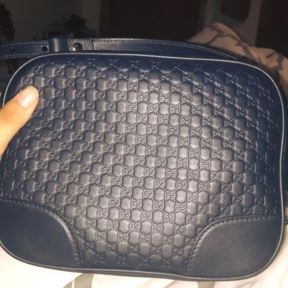 AUTHENTIC Microguccissima GUCCI purse